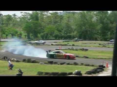 Sandakan Drift Competition 2014 Expert Qualifying (HD)