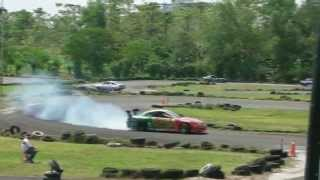 Sandakan Drift Competition 2014 Expert Qualifying (HD)