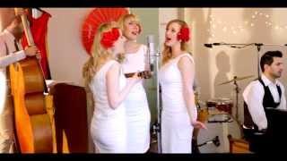 The Sugar Sisters - I wanna be like you