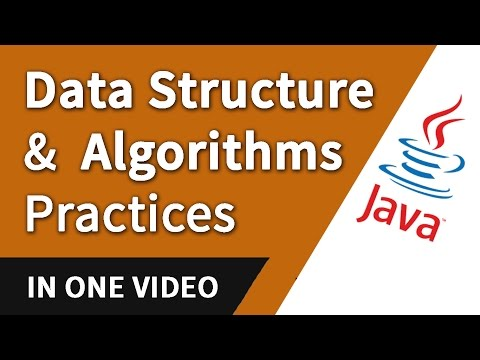 Java Programming - Data Structure and Algorithms in Java