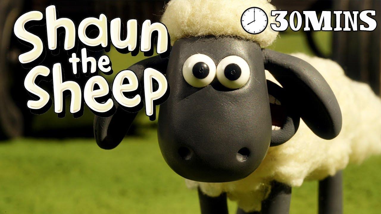 Download Shaun the Sheep - Season 3 - Episodes 6-10 [30 MINS]