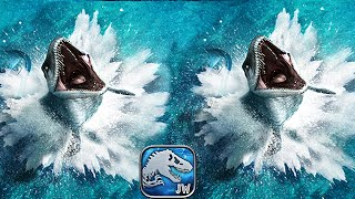 Jurassic World The Game: Hunting For Mosasaurus | Mosasaurus Event