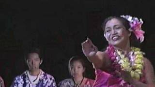Hula Auana - Dahil Sa Iyo - Arlene Hau