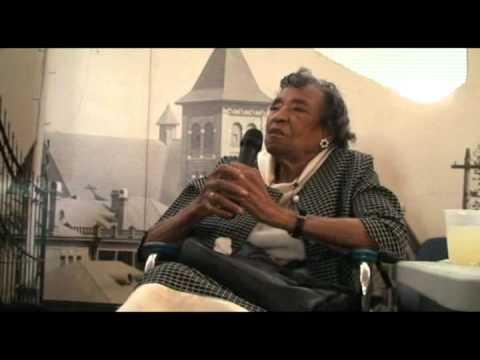 Amelia Boynton Robinson Speaks on George W. Carver