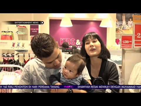 Ardina Rasti Membuatkan Isntagram Untuk Anaknya