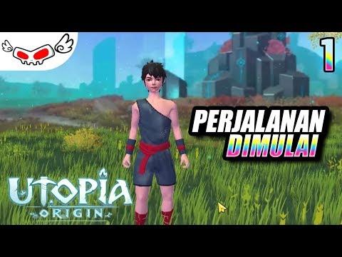 Perjalanan Dimulai | Utopia Origin Indonesia #1