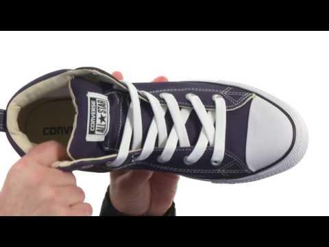 Converse Chuck Taylor® All Star® Street Core Canvas Mid SKU:8545088