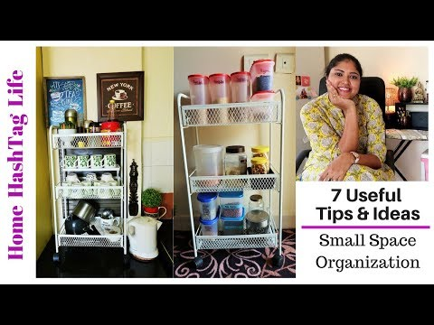 Home Kitchen Organization Ideas & Tips | Small Space Organization! Home HashTag Life