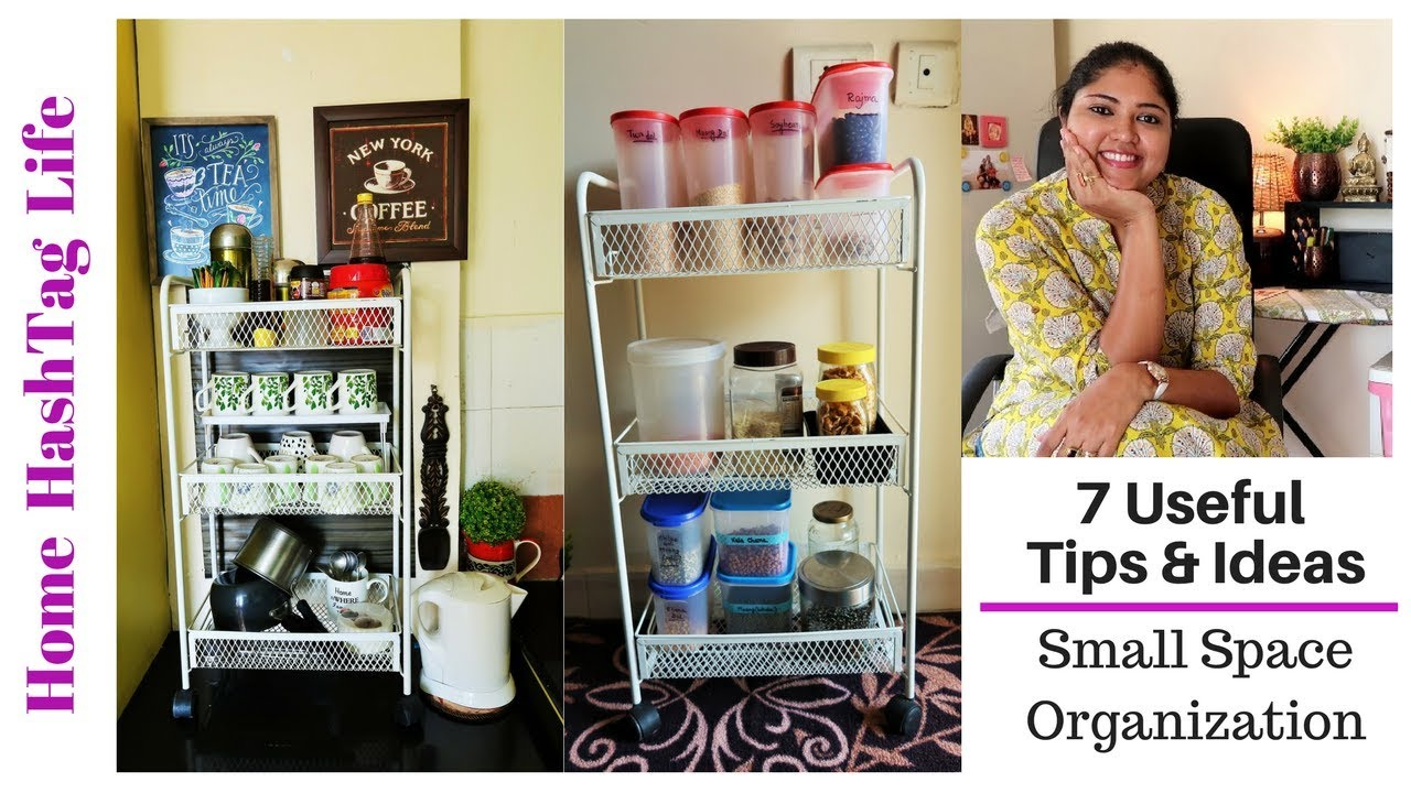home kitchen organization ideas tips small space organization