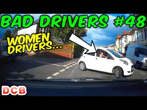 UK Dash Cam - BAD DRIVERS OF BRISTOL #48