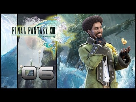 Guia Final Fantasy XIII (PS3) Parte 6 - Lago Bresha (2-2)