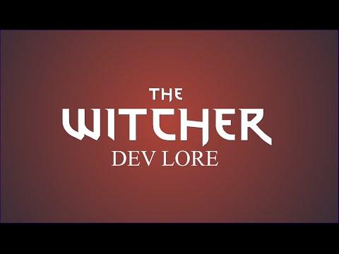 LORE - Witcher Dev Lore In A Minute!