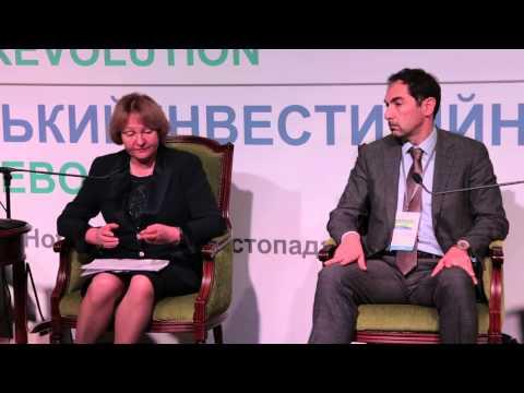 "PANEL 3. The Fifth Ukrainian Investment Forum: ""Evolution After Revolution"""