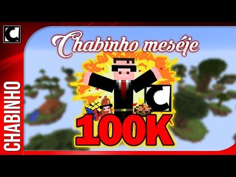 【A 100.000-ES AVM】Chabinho meséje