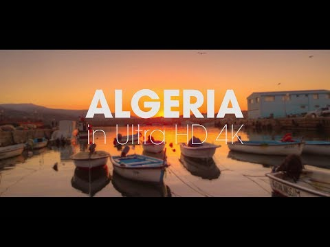 Algeria in 4k (Beautiful destinations) الجزائر في وجه آخر