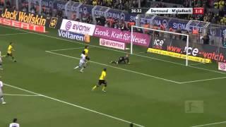 B. Dortmund  vs. B. Monchengladbach