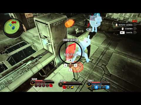 Veg Plays: The Bureau: XCOM Declassified Ep 12 Part 1
