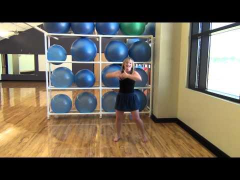Broadway Dance Cardio #9 Five Foot Fitness