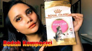 Royal canin maincoon kitten apa bagusnya?