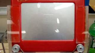 Computer Controlled Etch-a-Sketch