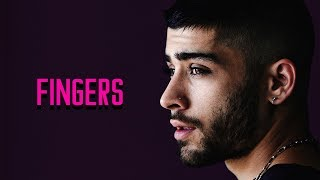 ZAYN - Fingers (Lyrics, Audio)