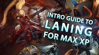 Laning for Max XP - Essential Heroes of the Storm Guide