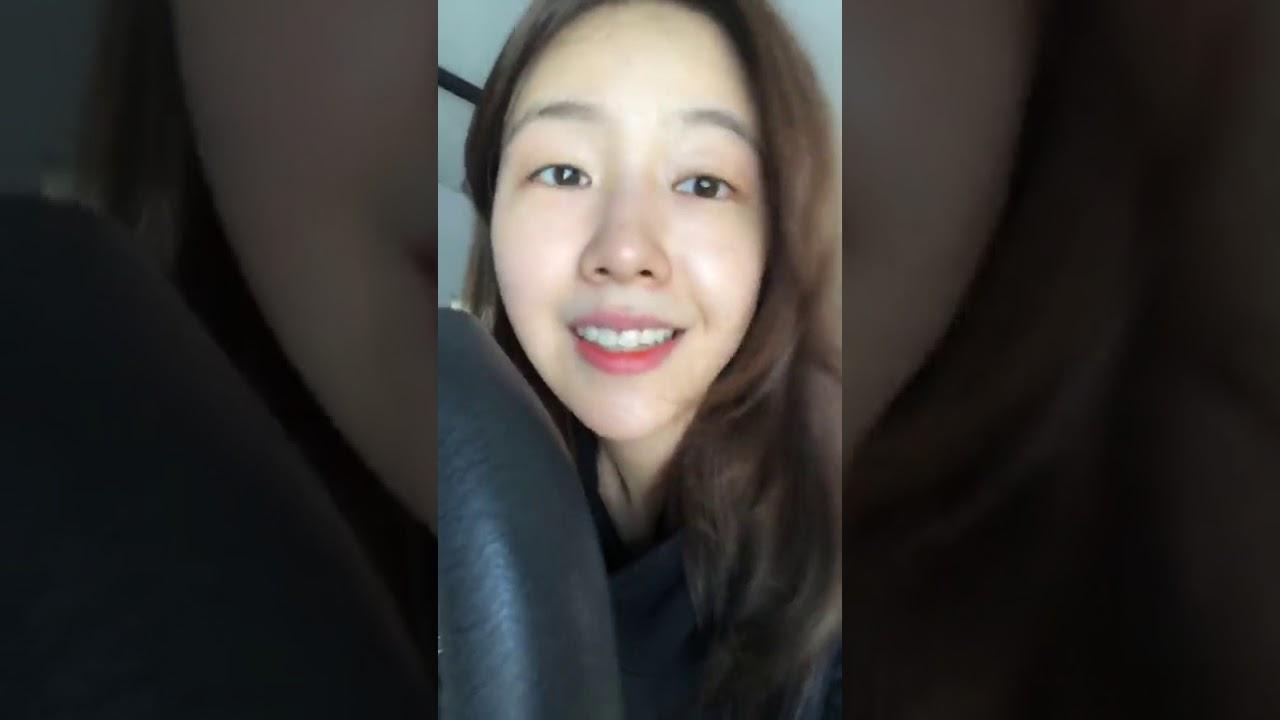[GIRL'S LIVE] 2019.05.21 Minah - bbang_93's Instagram Live