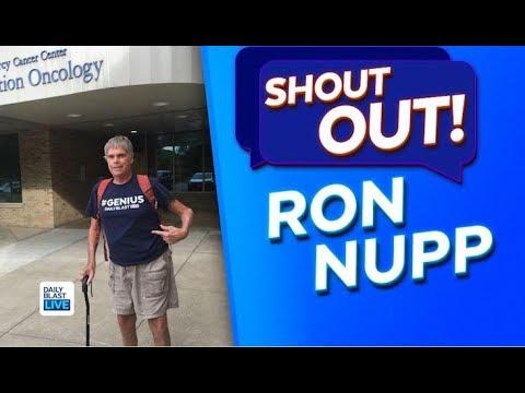 DBL Shout Out: Ron Nupp