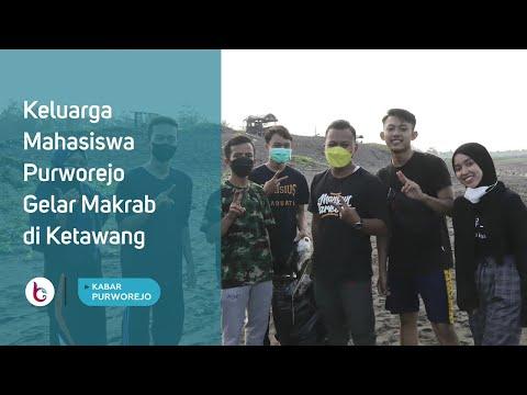 Keluarga Mahasiswa Purworejo Gelar Makrab di Ketawang