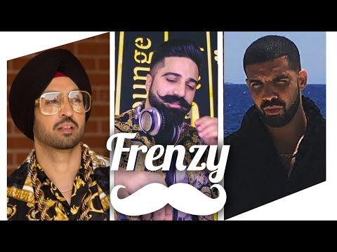 MIA BHANGRA MIX (Drizzy Dosanjh Frenzy) |  DJ FRENZY  |  DILJIT DOSANJH  |  Latest Punjabi Song 2019