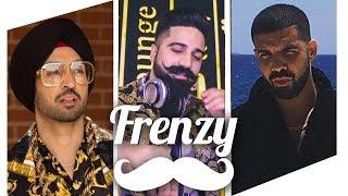 Drizzy Dosanjh Frenzy  |  DJ FRENZY  |  DILJIT DOSANJH  |  Latest Punjabi Song 2018