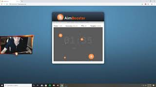 Fortnite AimBooster 2.0 Scoring 397 POINTS!