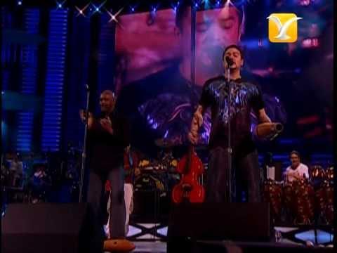 Santana, El Fuego, Festival De Viña 2009