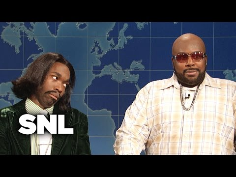 Weekend Update: Katt Williams and Suge Knight - Saturday Night Live