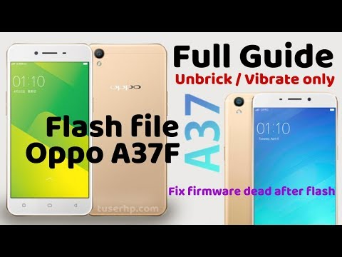 cara-flashing-oppo-a37f-(unbrick/vibrate-only)