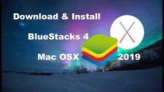 How to Download & install Bluestacks on Mac OS X (El Capitan)