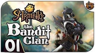 """Armello Bandit #01 """"O Clã Renegado"""" - Gameplay Português Vamos Jogar PTBR"""