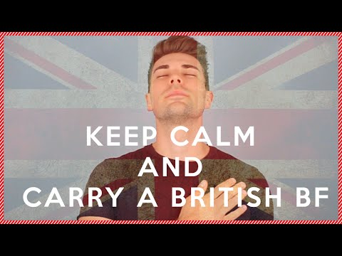 How To Get A British Boyfriend