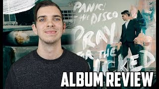 Baixar Panic! At The Disco - Pray For The Wicked | Album Review