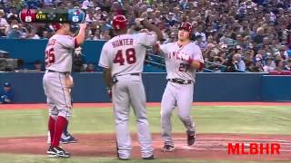 Mike Trout 2012 Highlights