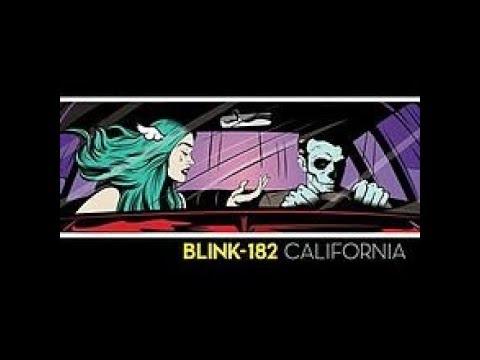 Blink-182 - Last Train Home (Lyrics)