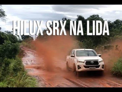 Hilux SRX 2019 Na Lida