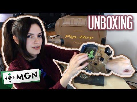 Fallout 4 Pip-Boy Edition - Unboxing en español