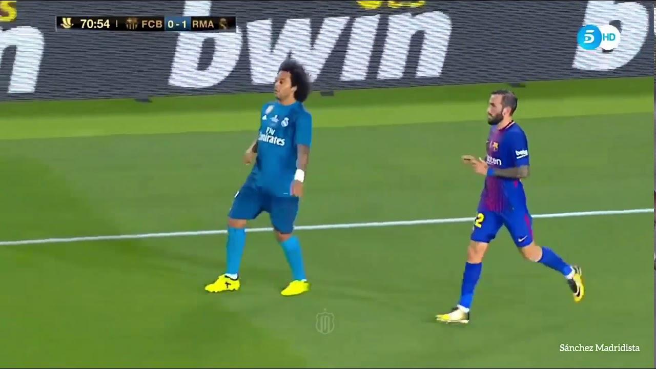 Download Barcelona vs Real Madrid 1-3 Full Highlights 13/08/2017 HD 1080i