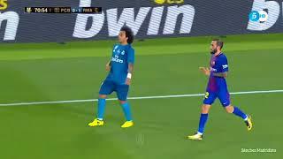 Barcelona vs Real Madrid 1-3 Full Highlights 13/08/2017 HD 1080i