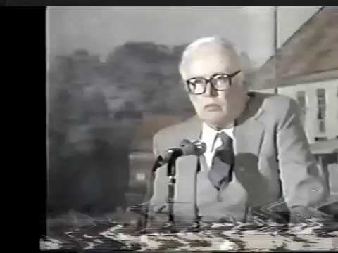John Dann MacDonald speech