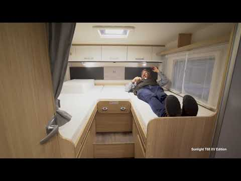 Erwin Hymer Group At The Motorhome & Caravan Show 2019 At The NEC