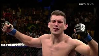 Demian Maia highlights