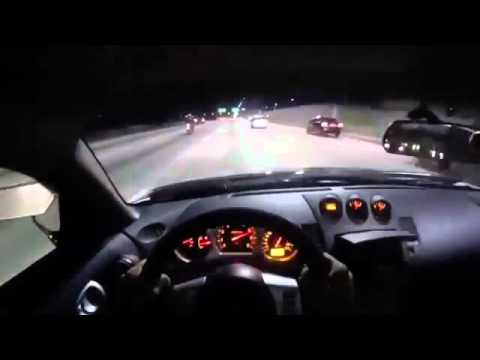 Nissan 350z Drift +Top speed - YouTube