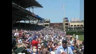 Athletico/Chicago Cubs Pre-Game Audio